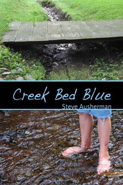 Creek Bed Blue by Steve Ausherman